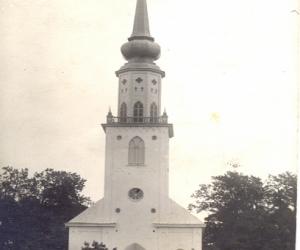 Kalsnavas baznīca 1930. gados