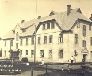 Ļaudonas lauksaimniecības skola. J. Īvāns