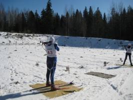 slēpošanas biatlona bāze