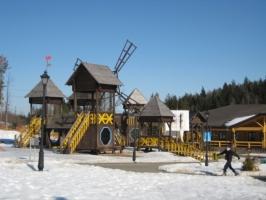 kalnu slēpošanas bāze