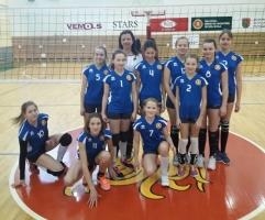 Latvijas jaunatnes čempionāta spēles U-14 meitenēm